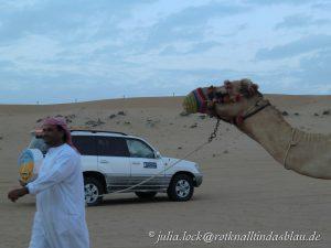 Jeep, Scheich, Kamel