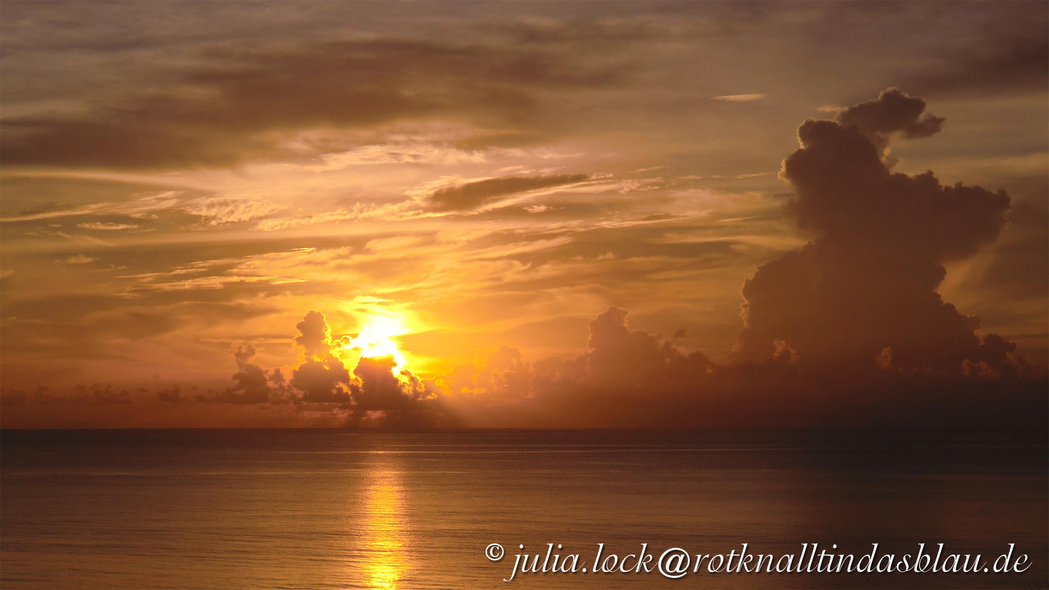 Sonnenaufgang Virginia Beach