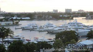 Fort Lauderdale Yachthafen