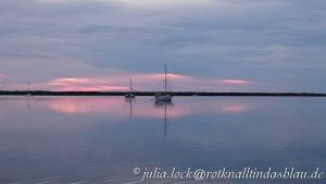 Sonnenuntergang Key Largo, Florida, USA