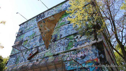 Kletterwand Schanzenviertel