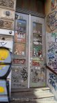 Eingangstür Rosenhofstraße Schanzenviertel