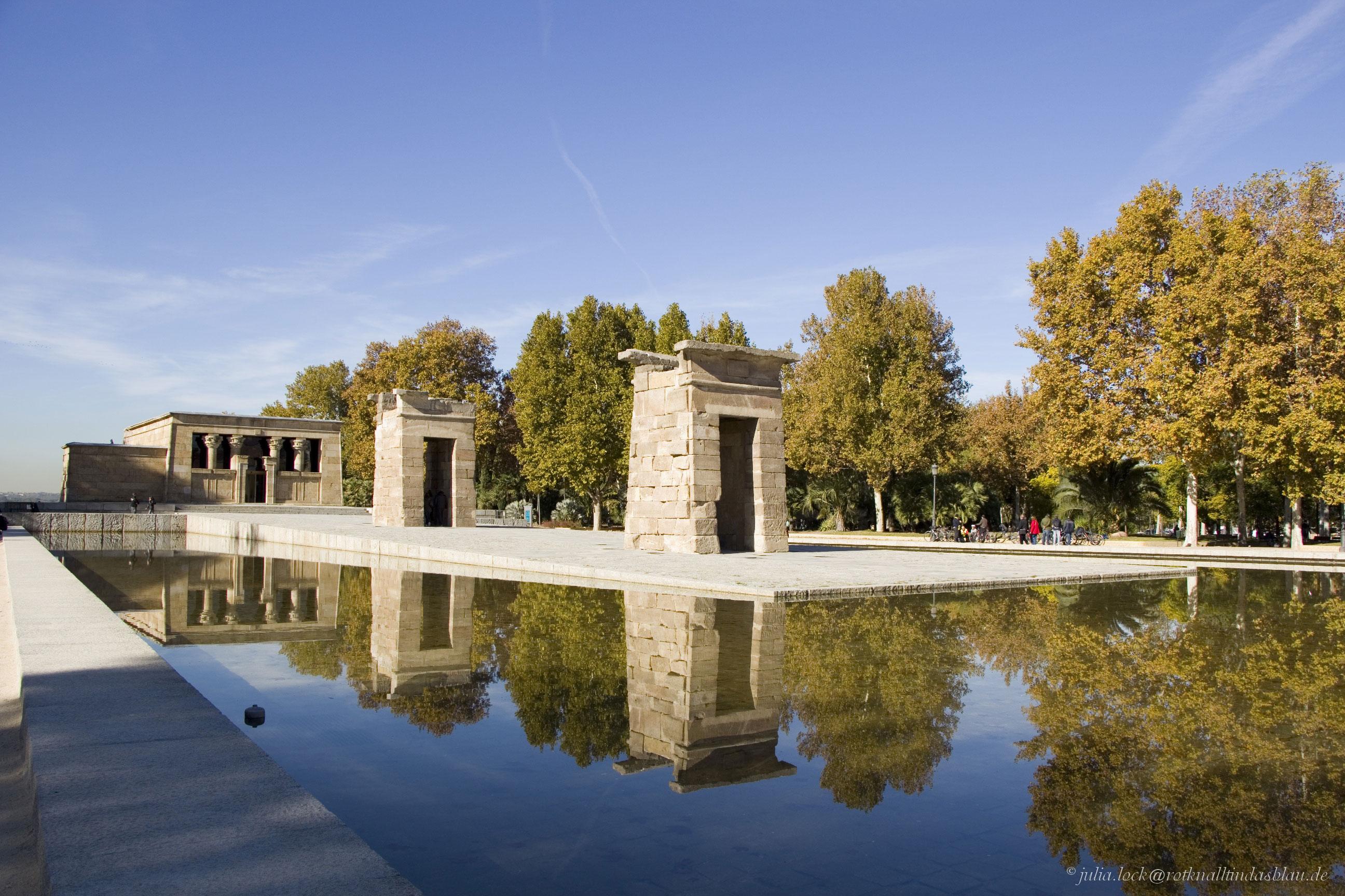 Templo de Debod – Madrid