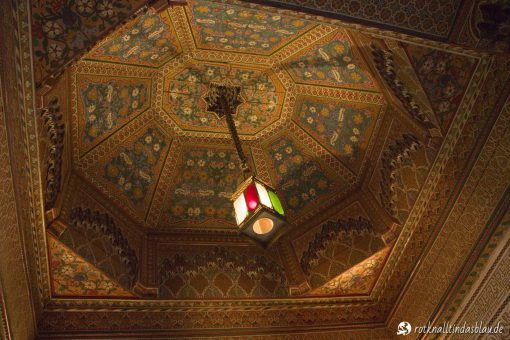 Muster Marokko